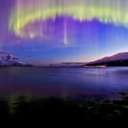 Aurora Borealis on My World.