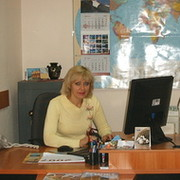 Ольга Беркута on My World.