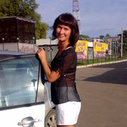 Svetlana Sherbakova on My World.